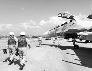 Большая часть россиян одобряет военную операцию российских ВКС в Сирии
