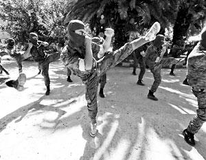 Вашингтон признался, что пока не доверяет «умеренным» мятежникам в Сирии высокотехнологичное оружие
