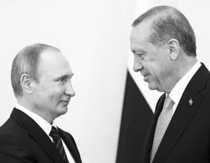 Президенты смогли пожать друг другу руки после полутора лет перерыва