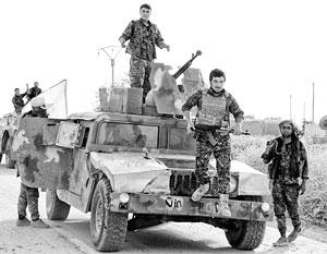 В Сирии создан новый военный альянс с участием крупнейшей курдской партии