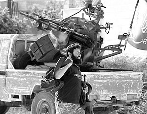 Боевики оппозиции говорят, что получают от Запада «все что нужно, в кратчайшие сроки»