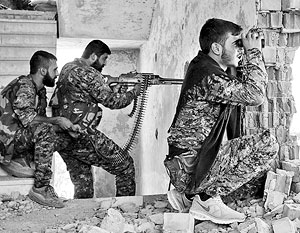 Анкара опасается, что российское и американское оружие, которое попадает в руки сирийских курдов, позже может оказаться в распоряжении террористов