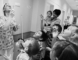 Все больше россиян посвящают себя работе в социально ориентированных НКО