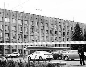 Замглавы Красногорского района Юрия Караулова расстреляли в здании администрации, в собственном кабинете