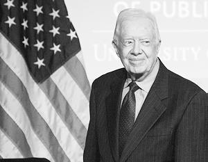 Политика: У Джимми Картера на руках могут быть серьезные карты