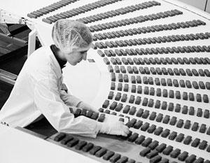Пальмовое масло стали использовать и производители шоколада