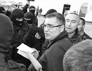 Ренато Усатый вернулся из России на родину, хотя знал, что уже в аэропорту будет арестован