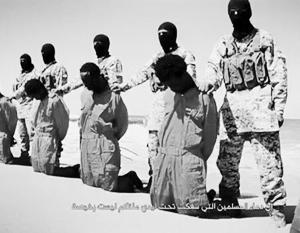 По данным ФСБ, Ближний Восток терроризируют выходцы не менее чем из 100 стран, в том числе из СНГ