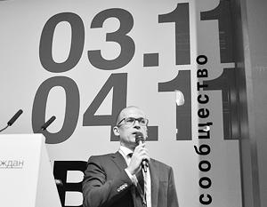 В сфере регулирования НКО «вопросов больше, чем ответов», отметил секретарь Общественной палаты Александр Бречалов