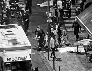 Парижские теракты преследовали несколько целей