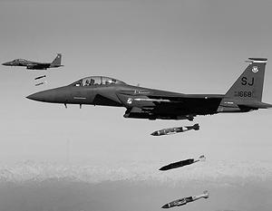 По мнению экспретов, гипотетическая единая коалиция будет коалицией бомбардировщиков