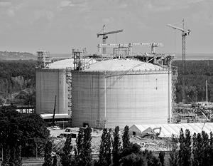 Газпрому снова грозят появлением американского газа в Европе