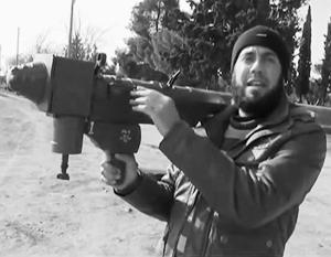 К террористам могли попасть ПЗРК через Украину