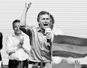 Новый президент Аргентины будет поддерживать отношения с Россией