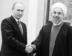 Россия даст Ирану кредит в 5 млрд долларов