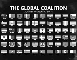 В список врагов ИГИЛ попали 60 стран