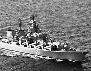 Турецкие подводные лодки могут представлять реальную опасность для ракетного крейсера «Москва»