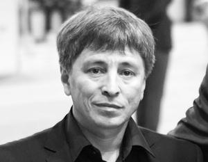 Погибший тренер Азамат Норманов