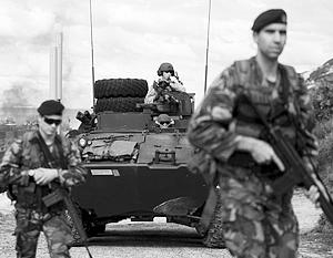 Руководство НАТО обещает «повысить способность наших сил оперативно реагировать», чтобы противостоять некой угрозе с востока