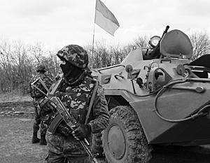 Судя по отчетам мониторинговой миссии ОБСЕ, режим перемирия не соблюдает именно украинская сторона