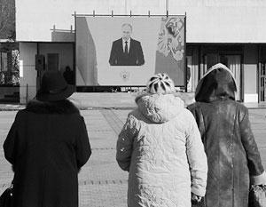 В послании Федеральному собранию Владимир Путин четко обозначил этапы борьбы с глобальным терроризмом