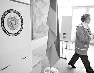В Армении жители проголосовали за переход к парламентской республике