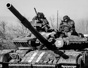 Украинские танкисты получат турецкие приборы