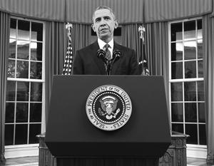 Обаму подвергли насмешкам еще до окончания выступления – не из-за содержания, а из-за фактических ошибок