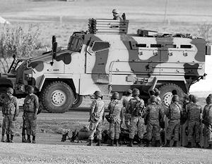 Присутствие турецких войск в Ираке грозит обострением обстановки