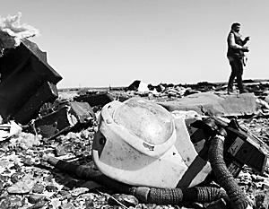 Катастрофа А321 над Синаем стала крупнейшей в истории российской авиации