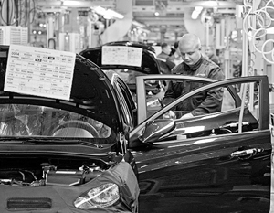 В Петербурге размещены заводы компаний Toyota, Nissan, Hyundai, Scania, MAN