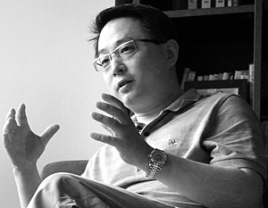 Китайский финансист Сун Хунбин верит в крах американской экономики