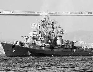 Турецкий сейнер вынудил корабль ВМФ РФ открыть огонь