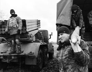 Украинская погранслужба грозит решить вопрос о границе «в плотной связке с Вооруженными силами»