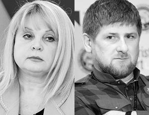 В России существует свобода слова, каждый человек может высказывать любые точки зрения на те или иные политические вопросы, подчеркивают эксперты, комментируя спор Памфиловой и Кадырова