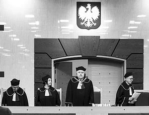 Ограничение полномочий Конституционного суда вызвало негодование не только в самой Польше, но и за ее пределами