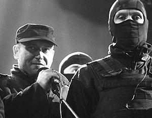 Дмитрий Ярош решил, что «Правый сектор» ему уже узок и пора формировать «Добровольческую армию»