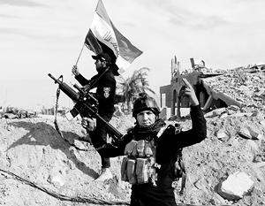 Реальность войны в Ираке – пиар и перемещение стрелок по карте