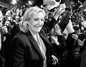 Марин Ле Пен называют лицом новой политики Европы