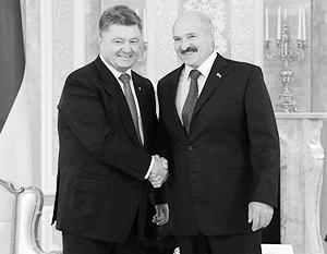 Белоруссия надеется заработать на разрыве торговли между Украиной и Россией