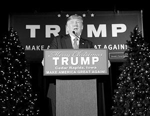 Эксперты подчеркивают: реальный рейтинг Трампа может быть даже выше, чем показывают опросы