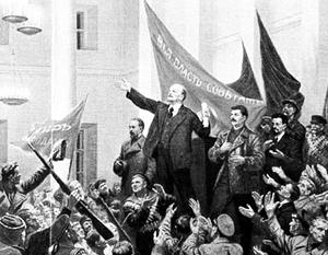 Уже забылось, что Ленин воспринимал Октябрьскую революцию как буржуазную