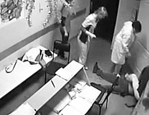 Убийство пациента белгородской больницы, особенно при просмотре соответствующего видео, не может не вызывать шока