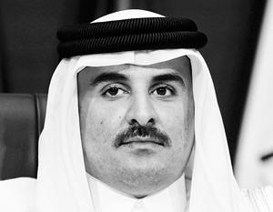 Эмир Катара шейх Тамим бин Хамад аль-Тани – один из самых молодых лидеров государств на настоящий момент