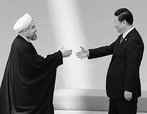 С Хасаном Роухани Си Цзиньпин встречался уже много раз – но впервые их переговоры пройдут в Тегеране