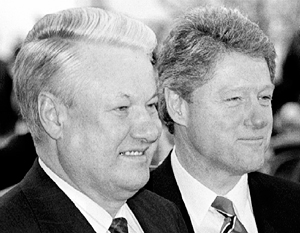 Администрация Клинтона фактически поощряла коррупцию в России и антидемократические действия режима Бориса Ельцина