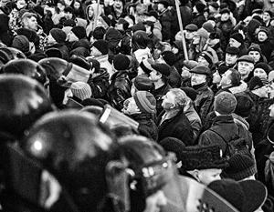 Власти решили созвать в Кишиневе митинг своих сторонников, чтобы полиции легче было противостоять напору оппозиционных толп