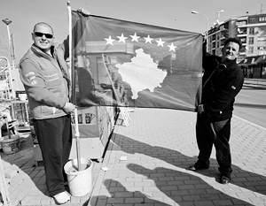 Косово является общеевропейским хабом для бандитов, наркоторговцев, оружейных баронов