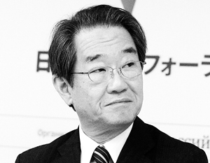Тикахито Харада – дипломат со стажем и специалист по России