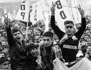 С сирийскими курдами считаются не только ООН и Россия, поддержку им также оказывают США.